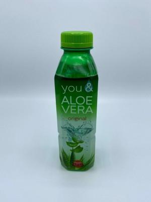 Aloe vera nápoj 0,5l