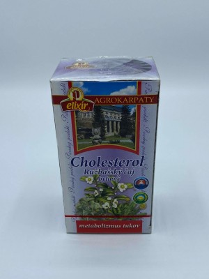 Cholesterol – Ružbašský čaj 40g