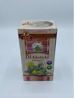 Diabetický čaj 40g