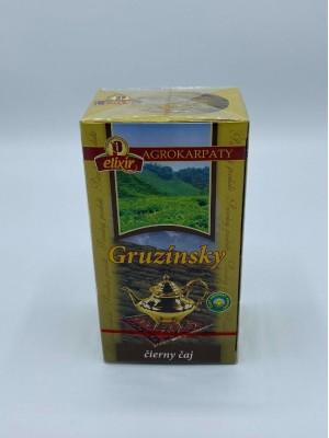 Gruzínsky čierny čaj 40g
