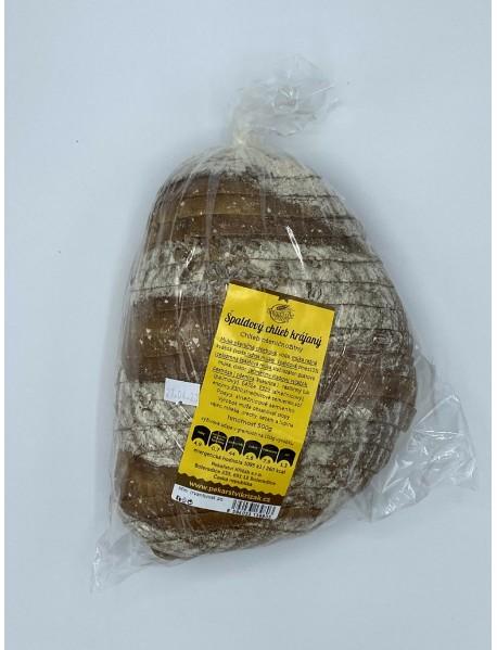 Chlieb špaldový krájaný 500g