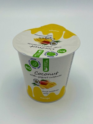 Body&Future coconut mango jogurt 140g