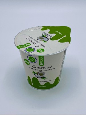 Body&Future coconut natural jogurt 140g