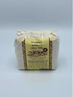 Cukor trstinový práškový 500g