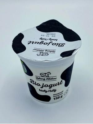 Bio jogurt biely - Zelený Klátov 150g