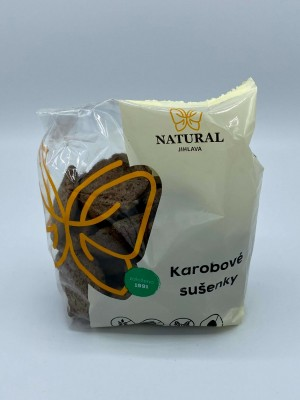 Karobové sušienky 150g