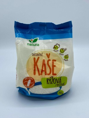 Kaša ryžová instantná 200g
