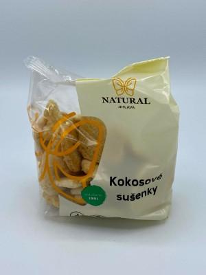 Kokosové sušienky Natural 150g