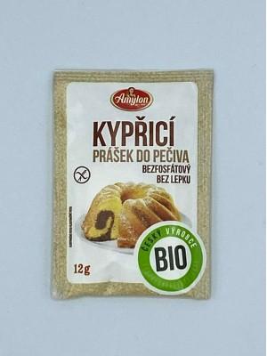 Bio kypriaci prášok do pečiva Amylon 12g