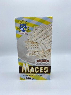 Maces - bezkvasové pečivo 200g