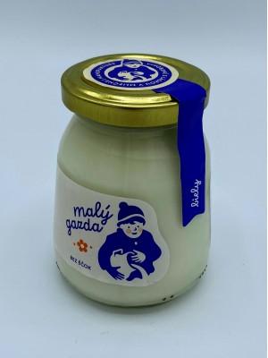 Jogurt bez éčok biely 200g