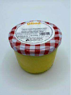 Topené maslo Ghee 150g