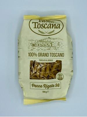 Cestoviny semolínové Pasta Toscana Penne, 500g