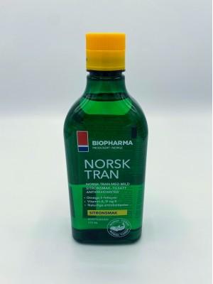 Rybí olej NORSK TRAN 375ml
