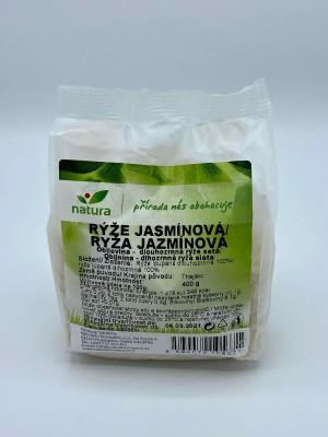 Jazmínová ryža Natura 400g