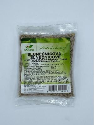 Slnečnicové semienka lúpané 100g
