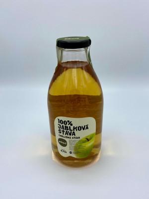 100% Jablková šťava 0,75l