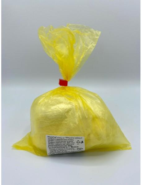 Maslo tradičné 500g